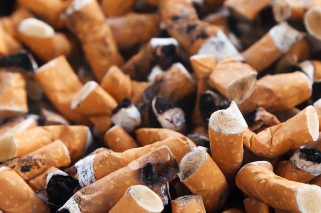 Cigarete - porok