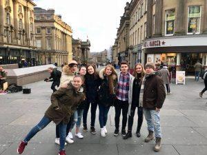 Impress u Newcastle-u